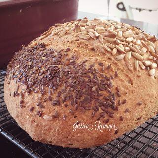 Glutenfrei Backen Sußkartoffel Brot