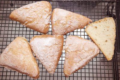 Glutenfrei Rezepte Brötchen über nacht