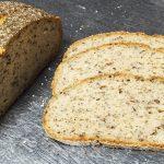 Glutenfeies Backen: Chia Smartbrot