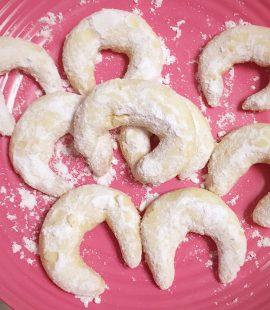 Glutenfrei Backen: Vanillekipferl