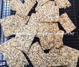 Knäckebrot (glutenfrei) – Einfach und lecker