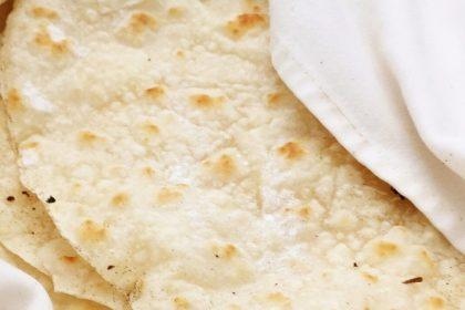 Glutenfreie Wraps - Mit Smartmehl