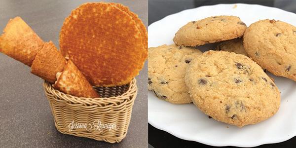 Kuchen, Plätzchen und Co