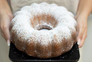 Glutenfreier Orangen-Kuchen (milchfrei, maisfrei)
