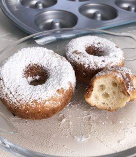 Glutenfreies Rezept Donuts