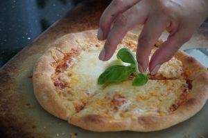Glutenfreie Pizza Neapolitana