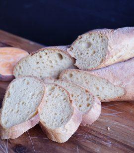 Suesskartoffel Baguette Glutenfrei