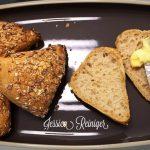 Smartmehl Brötchen - Glutenfreie Mehlmischung