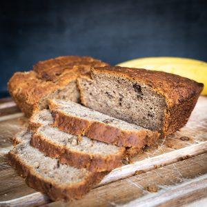 Glutenfreies Bananenbrot (maisfrei)