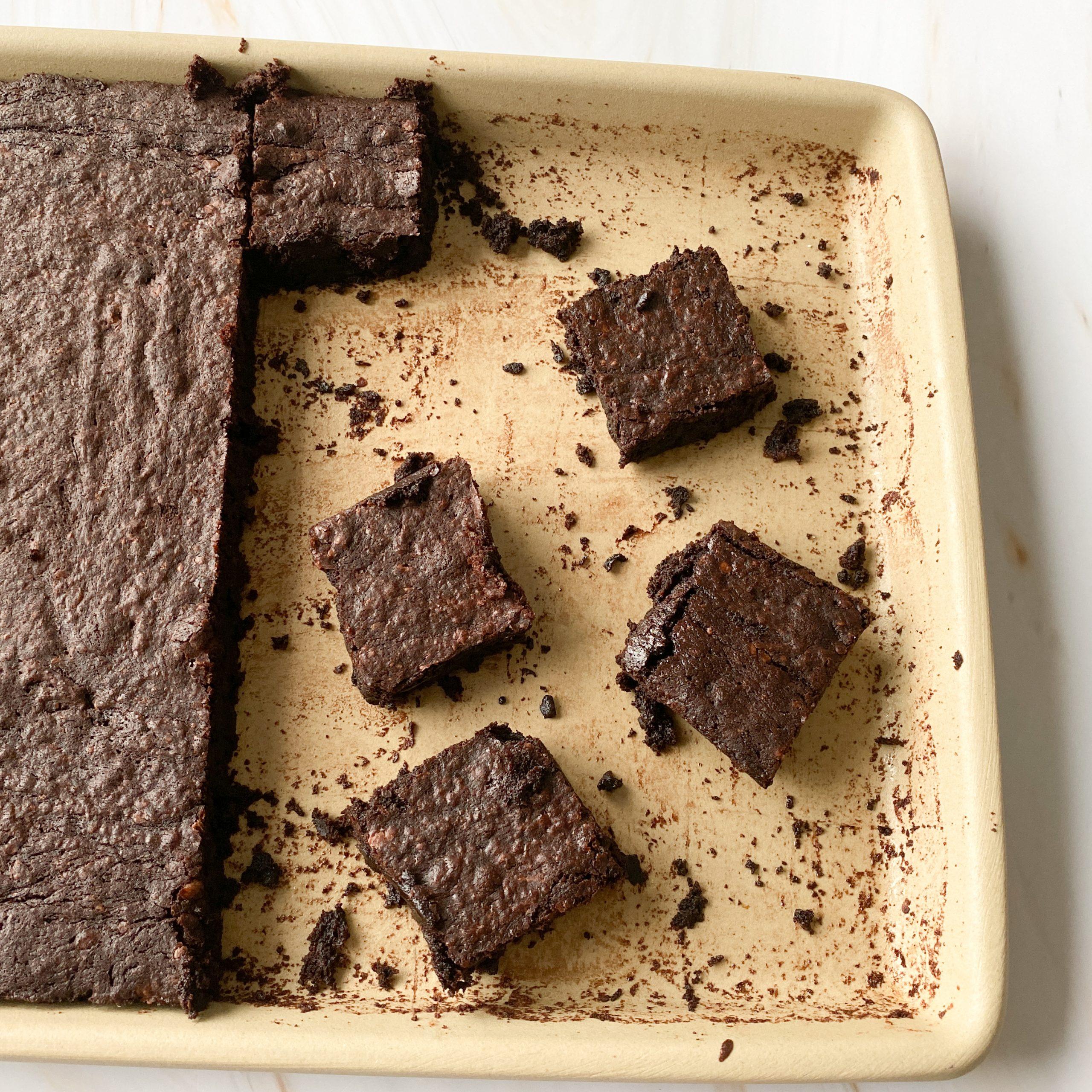 Schoko Brownies Ofenzauberer