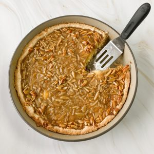 Glutenfreier Allgäuer Kirschkuchen