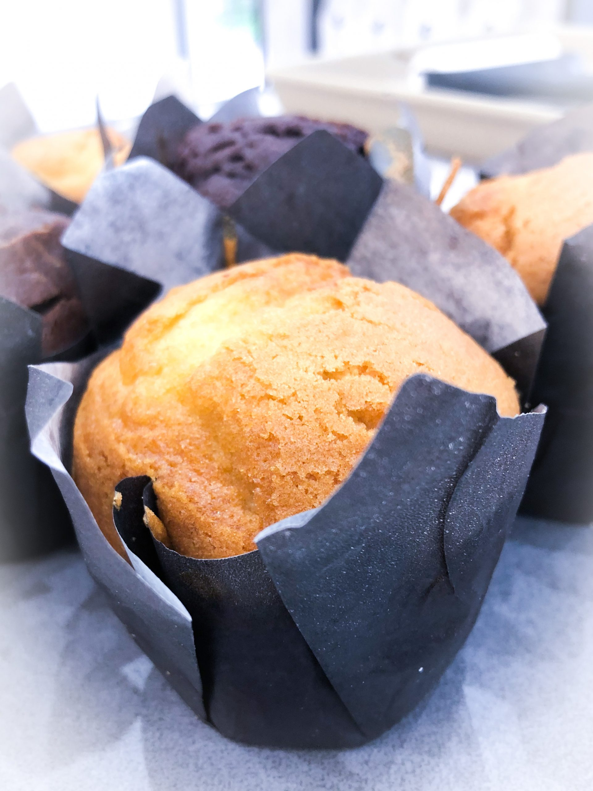 You are currently viewing Jessica´s glutenfreie Muffins – 1 Teig für 4 Variationen (maisfrei)